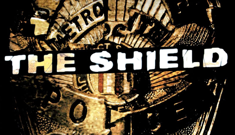 cinq meilleures series the shield damienlb
