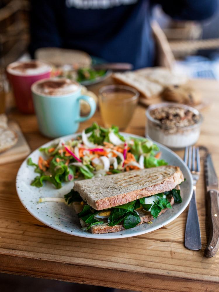Equilibres Cafe brunch lovers lyon