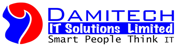 Damitech logo