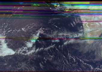 Meteor MN2-2 Over Sri Lanka – My First Capture