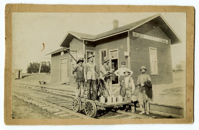 Foster Railroad Station