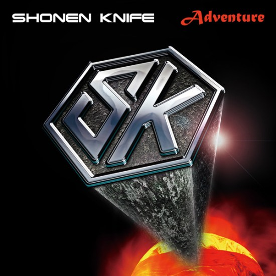 DAMNABLY040 – Shonen Knife – Adventure