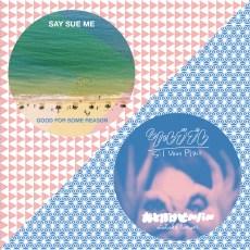 Say Sue Me/Otoboke Beaver split 7″ single now on Pre-Order