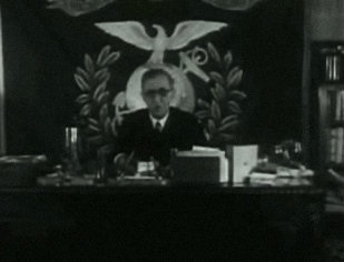General Smedley Butler's press conference