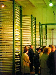 The Kola Core repository in Zapolyarniy
