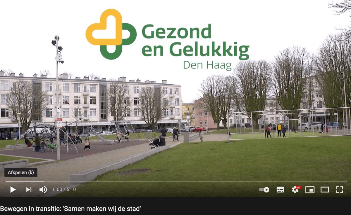 Gezond en Gelukkig Den Haag én Moerwijk zelf natuurlijk