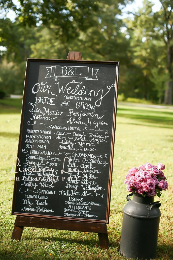 South Carolina Modern Wedding Flowers