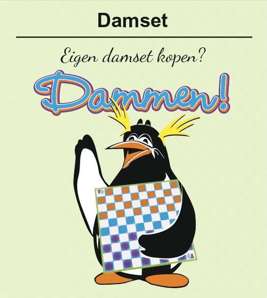 Nieuw DamZ! DamSet