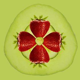 CucumberStrawberry
