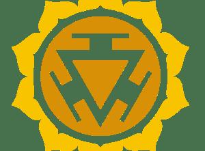 Logo del chakra Centre Mitjà Manipura
