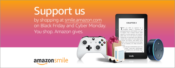 Shop for a Cause @AmazonSmile