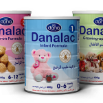 Danalac Baby Food Infant Formula Three Stages