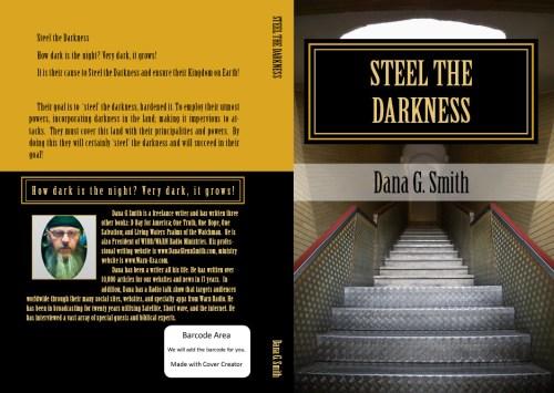 Lucifer project Steel the Darkness by Dana Glenn Smith