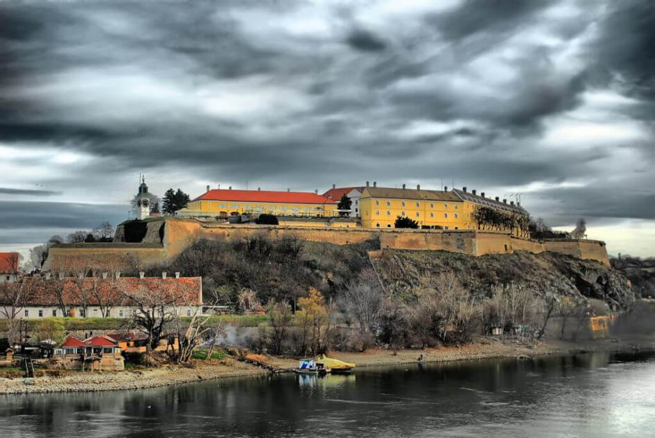 Fortăreața Petrovaradin