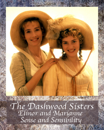 The Dashwood Sisters front