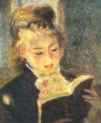 The Reader—Renoir