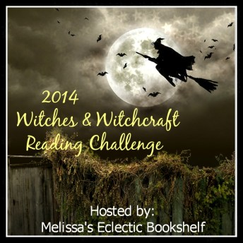 2014 Witches & Witchcraft Reading Challenge
