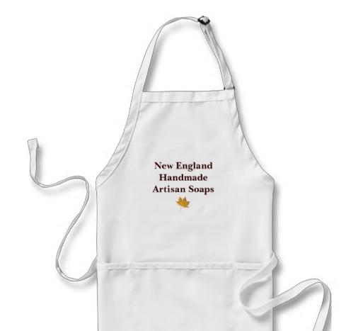 New England Handmade Artisan Soaps apron