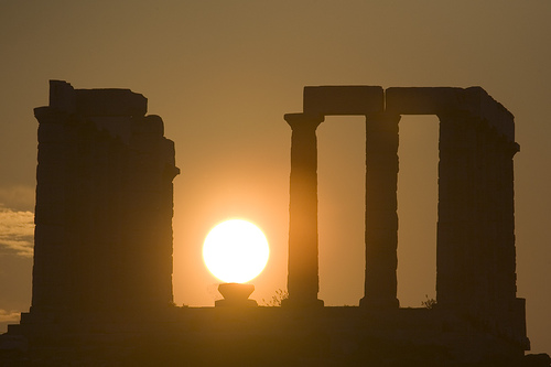 ancient greece photo