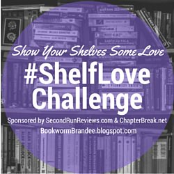 Shelf Love Challenge 2016