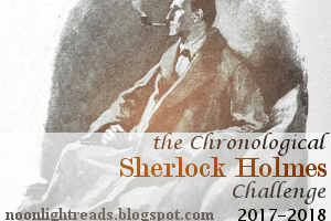 The Chronological Sherlock Holmes Challenge