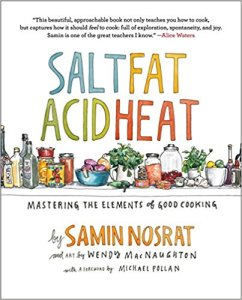 Review: Salt Fat Acid Heat, Samin Nosrat