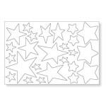 Z160 Dimdensional Elements Stars $3.25