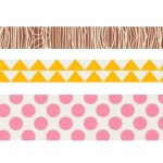 Z1908 Party Washi Collection $14.95