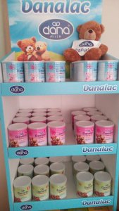 Danalac Display Rack For Stores