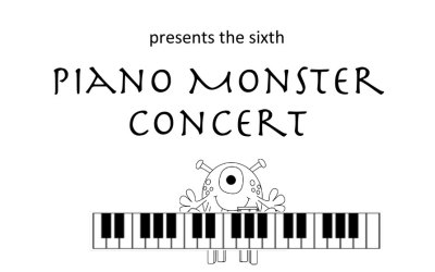 Piano Monster Concert