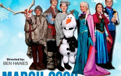 Connellsville Middle School Presents Frozen