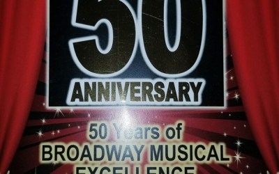 Celebration of 50 Years of Connellsville Musicals