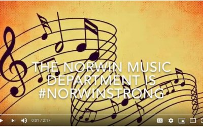 Norwin Music Department and Social Distancing