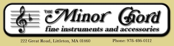 The Minor Chord, Littleton, MA