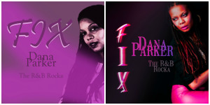 The two choices for the 'Fix' cover art