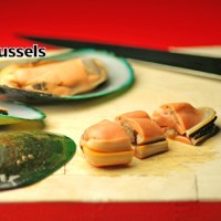 Japanese Baked Mussels