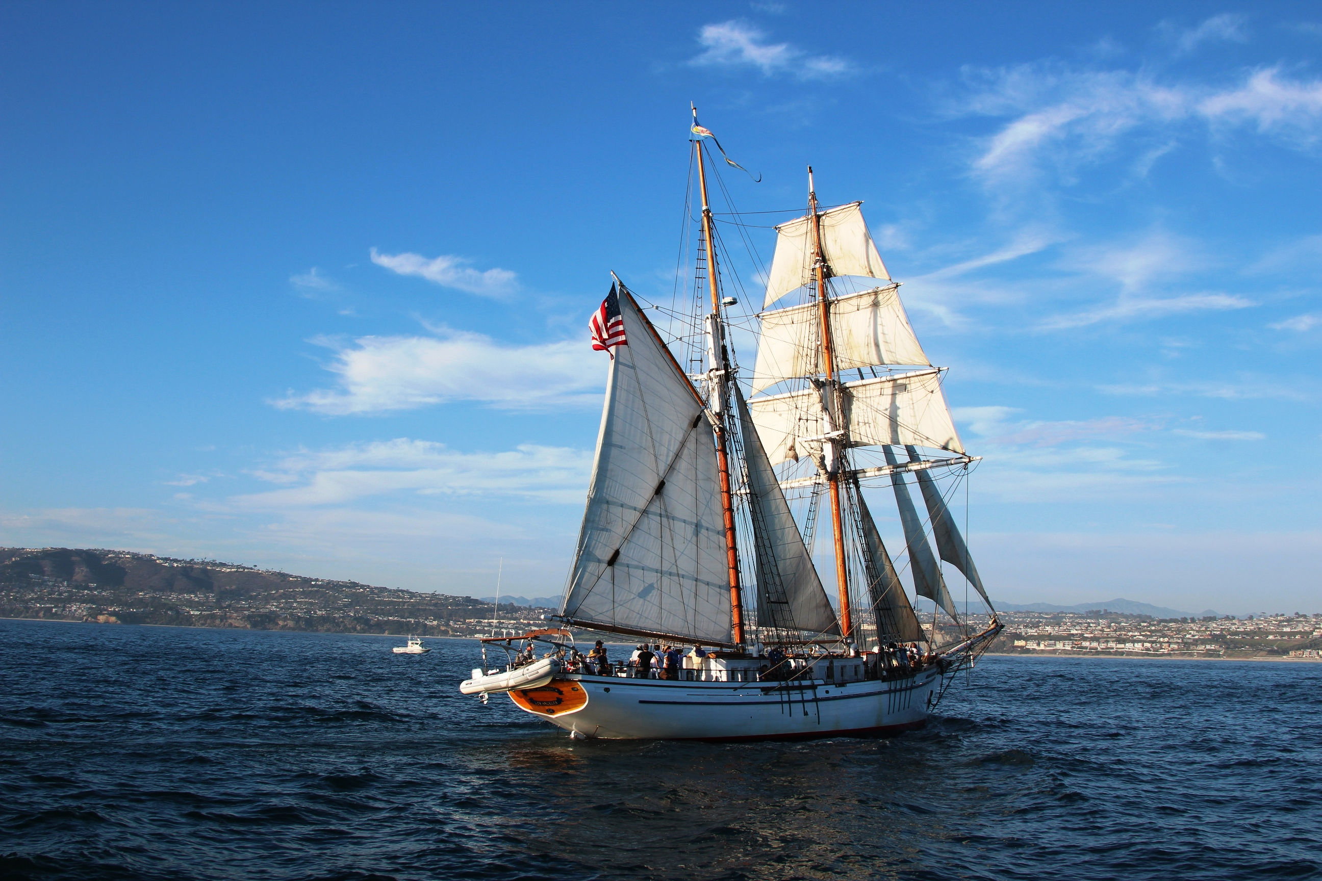 Ahoy, All Hands on Deck as Tall Ships Land in Dana Point   Dana ...