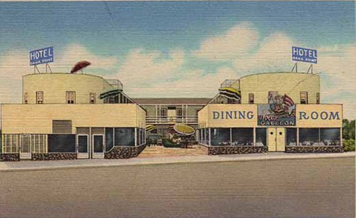 Dana Point Hotel. Photo: Courtesy of the Carlos N. Olvera Collection