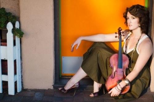 Meet Amy Noonan, principal viola for the Dana Point Symphony Orchestra. Photo: Courtesy