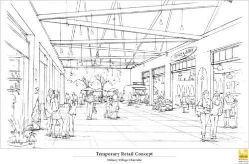 Rendering by Opticos Design Inc., courtesy of the city of Dana Point