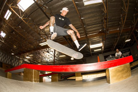 San Clemente's Ryan Sheckler will headline an impressive list of skaters competing at the Dew Tour stop in Long Beach July 22-24. Photo: Chris Ortiz