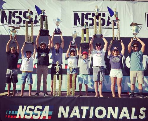 The NSSA 2016 National Open Champs include only one local, but San Clemente and Dana Point surfers had numerous top-5 finishes. Photo: Kurt Steinmetz