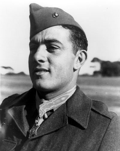 John Basilone's name is known among surfing circles, but not many know the story behind the man. Photo: Wikimedia Commons