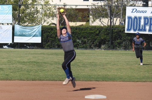 From the Top: Top of the Dana Hills Softball Lineup has