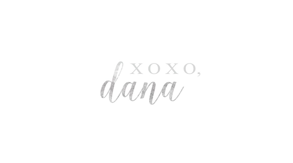 Logo, Design, Dana Rose Lee Blog, Home, Makeover