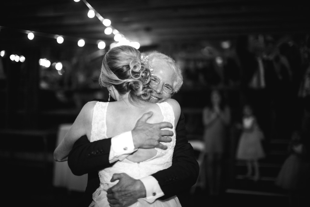 Wedding, Marriage, Love, The Hill, Hudson, Layce Bauman Photography, Barn, Rustic, Venue, Dancing, Father, Daughter, New York