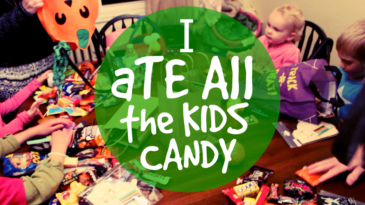 halloween candy challenge - Halloween Candy Kids