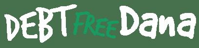 Debt Free Dana logo