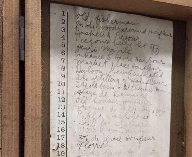 Lista opisa