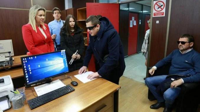 Beograd prva lokalna samouprava sa štampačem na Brajevom pismu 1